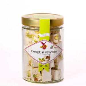 torrone al pistacchio