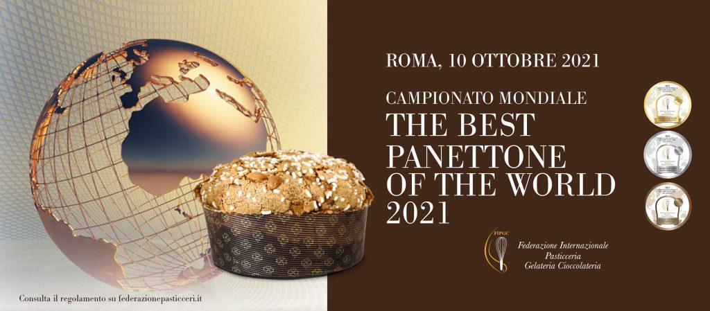 Di Iorio di Montemiletto in finale al Campionato della FIPGC per il migliore panettone del mondo